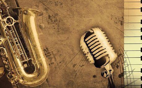 Swingový koncert Glenn Miller s kapkou J. Ježka