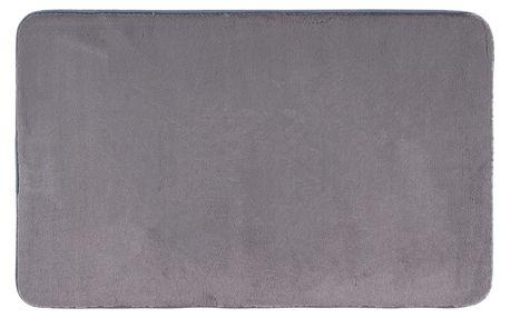 BO-MA Trading Koupelnová předložka Carol tmavě šedá, 50 x 80 cm
