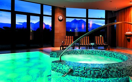 Wellness v Tatrách hotelu International****