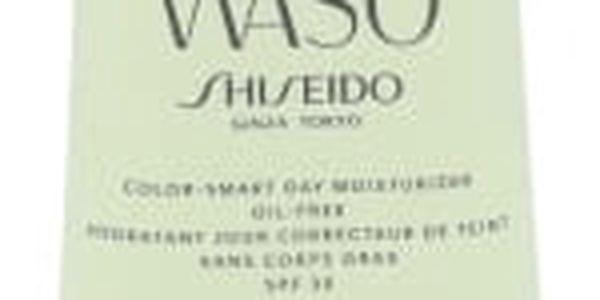 Shiseido Waso Color-Smart SPF30 50 ml denní pleťový krém pro ženy