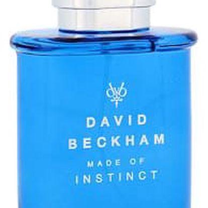 David Beckham Made of Instinct 50 ml EDT M