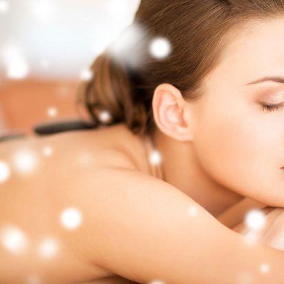 Výběr z 6 slastných hodinových masáží