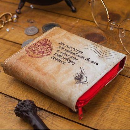 Peněženka Harry Potter