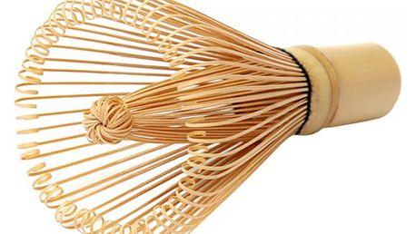 Bambusová metlička na míchání