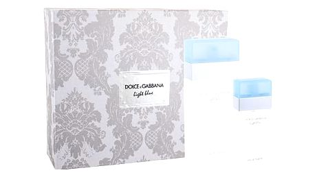 Dolce&Gabbana Light Blue EDT dárková sada W - EDT 100 ml + EDT 25 ml