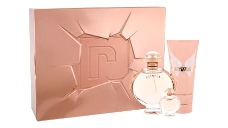 Paco Rabanne Olympéa dárková kazeta pro ženy parfémovaná voda 80 ml + tělové mléko 100 ml + parfémovaná voda 6 ml