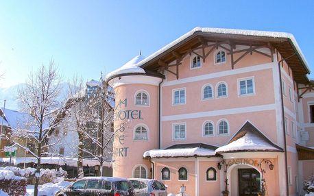 Rakousko lyžování běžky relax, ZIMNÍ POBYT, HOTEL***+, polopen...
