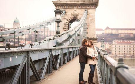 Výnimočný pobyt a spoznávanie Budapešti