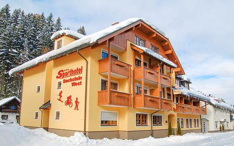Rakouské Alpy s wellness a řadou výhod