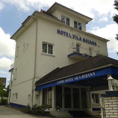 Slovinsko: Garni Hotel Vila Bojana