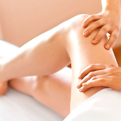 Hodinová ruční lymfatická masáž: detoxikace a odvodnění
