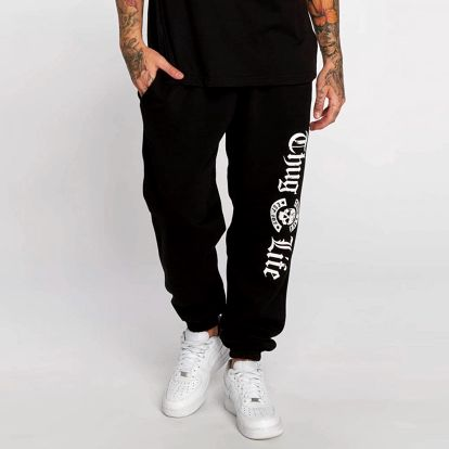 Thug Life / Sweat Pant B.Gothic p in black XL
