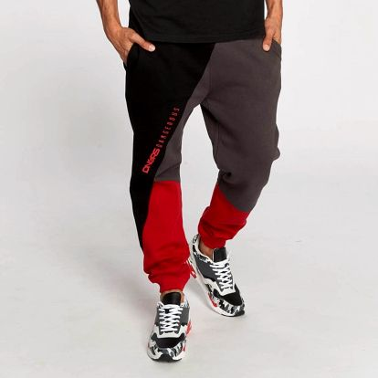 Dangerous DNGRS / Sweat Pant Tribble in red XL