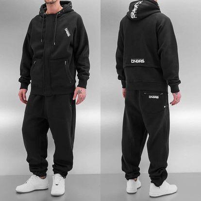 Dangerous DNGRS / Suits Rock in black 6XL