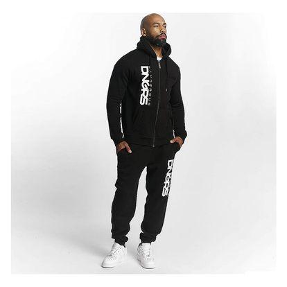 Dangerous DNGRS / Suits Sweat Suit in black 2XL
