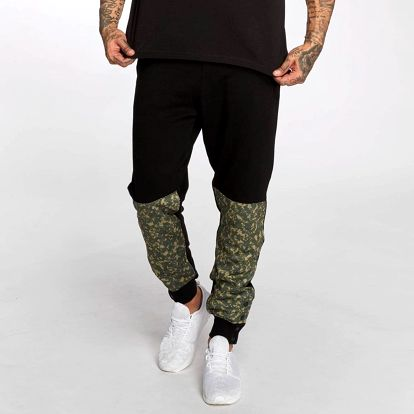 Dangerous DNGRS / Sweat Pant Broker in black XL