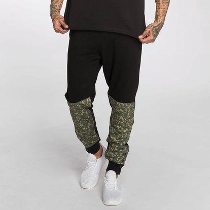 Dangerous DNGRS / Sweat Pant Broker in black XL