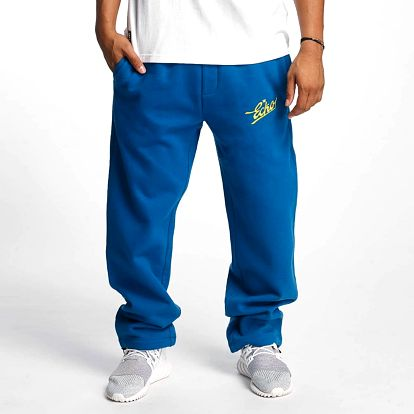 Ecko Unltd. / Sweat Pant Gordon`s Bay in blue XL