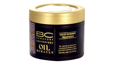 Schwarzkopf BC Bonacure Oil Miracle Gold Shimmer Treatment 150 ml maska na vlasy W