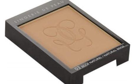 Guerlain Lingerie De Peau Nude Powder Foundation SPF20 10 g makeup tester pro ženy 03 Natural Beige