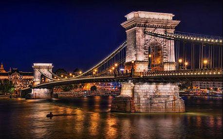 Relax v komfortním 4 * hotelu v Budapešti kousek od nádraží Keleti