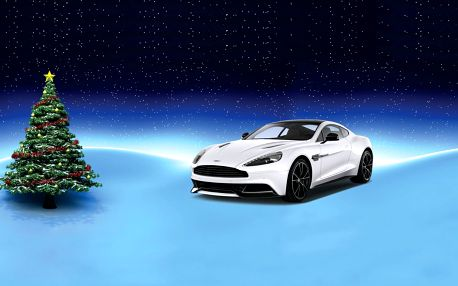 SUPER jízda v BMW nebo Aston Martin je tu!