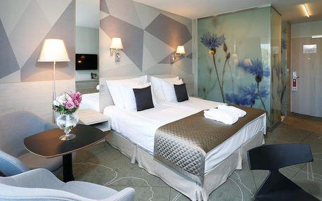 Budapešť: Health Spa Hotel Margitsziget