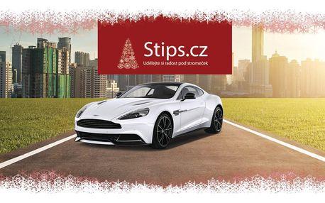 Akce na jízdu v BMW nebo Aston Martin!
