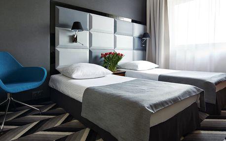 Wellness pobyt pre 2 osoby v Apis Hoteli**** v Krakove