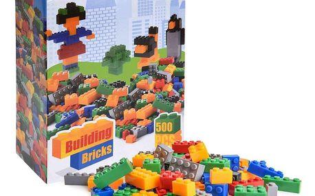 Dětská stavebnice, 500 ks