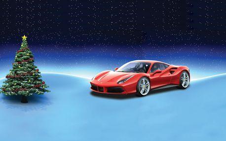 Lamborghini a Ferrari za vánoční slevu!