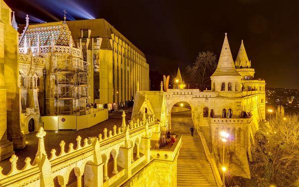 Kouzelná Budapešť, oděná do vánočního roucha, s odjezdy z Moravy4