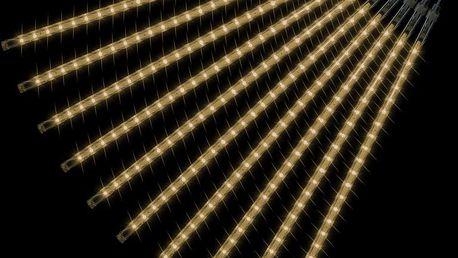 VOLTRONIC® 59609 Vánoční LED osvětlení - padající sníh - 480 LED teple bílá