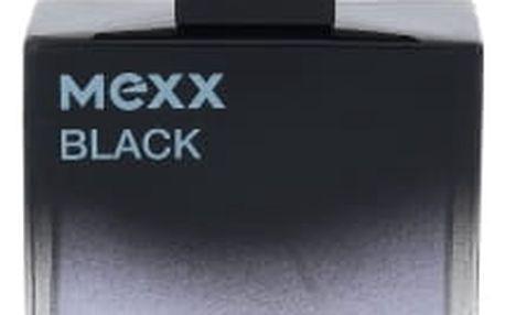 Mexx Black Man 50 ml toaletní voda pro muže