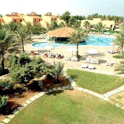smartline Ras Al Khaimah Beach Resort - Spojené arabské emiráty, Ras Al-Khaimah