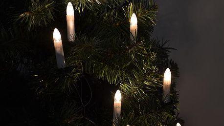 Nexos 1149 Vánoční svíčky s 30 LED diodami