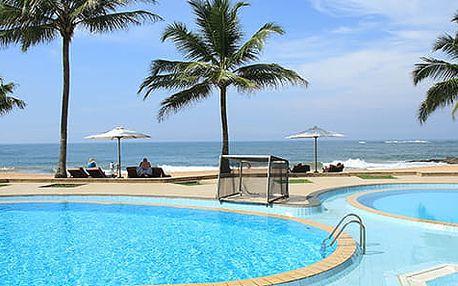 Induruwa Beach - Srí Lanka (Cejlon), Galle