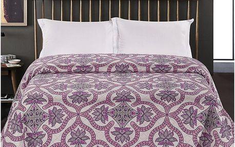 DecoKing Přehoz na postel Vivian, 220 x 240 cm