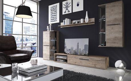Smartshop DAKOTA, Obývací stěna
