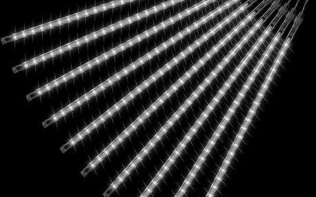 VOLTRONIC® 59608 Vánoční LED osvětlení - padající sníh - 240 LED studená bílá