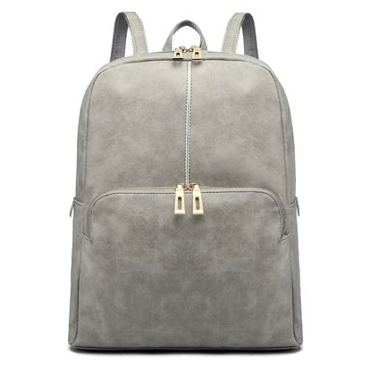 Dámský šedý batoh Cloudie 6867