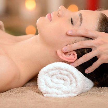 Masáž obličeje, péče o ruce nebo saunování