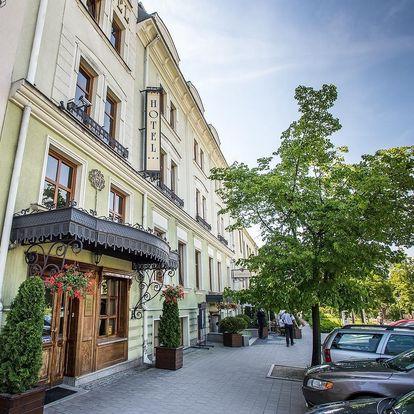 Polsko: Hotel Pod Złotą Różą