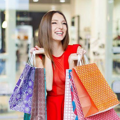 Outlet Parndorf - ráj nákupů v Rakousku: 1denní výlet pro 1 osobu