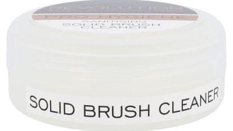 Makeup Revolution London Brushes Pro Hygiene Sanitising Solid Brush Cleaner 100 ml štětec pro ženy