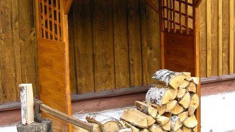 Tradgard 6602 Kvalitní dřevník