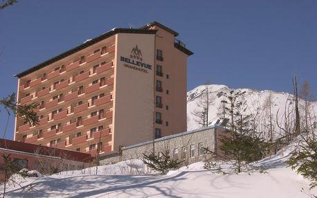Oblíbený hotel s rozsáhlou wellness zónou