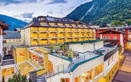 Hotel s výbornou kuchyní a rozsáhlou wellness zónou
