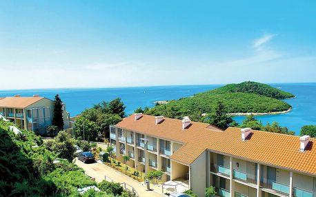 Prázdninový komplex na poloostrově s nádherným výhledem na moře