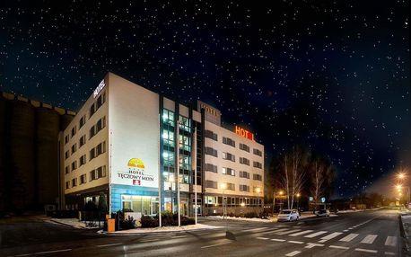 Polsko: Hotel Tęczowy Młyn